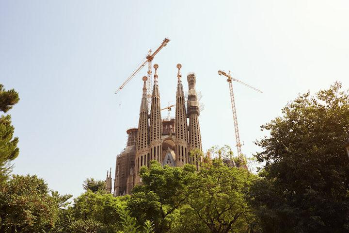 Sagrada Família | © panthermedia.net /Monkeybusiness Images