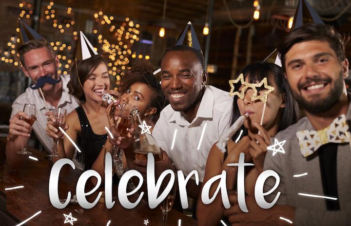 Happy New Year! – Tolle Ideen für die Silvester-Party mit Freunden