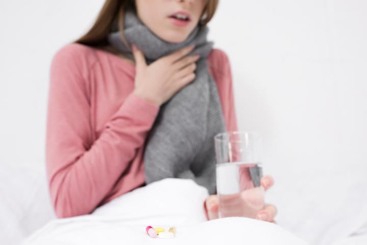 Erkaeltung Viren   © panthermedia.net /AndrewLozovyi