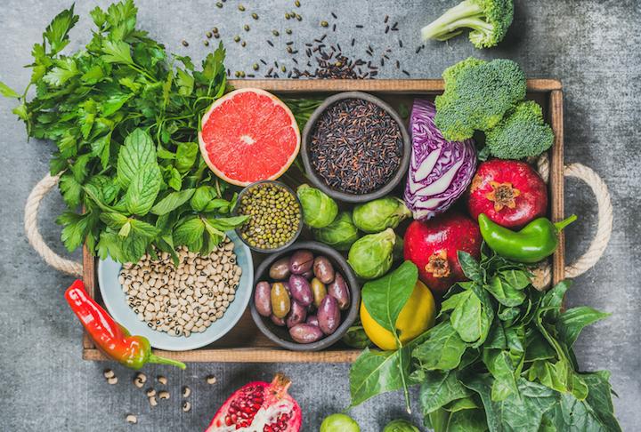 Food Trends 2018   © panthermedia.net /sonyakamoz
