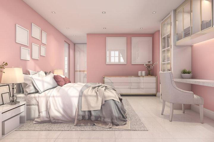 Schlafzimmer Einrichtung | © panthermedia.net /dit26978