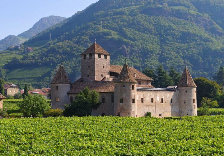 Schloss Maretsch | © panthermedia.net /Liane Matrisch