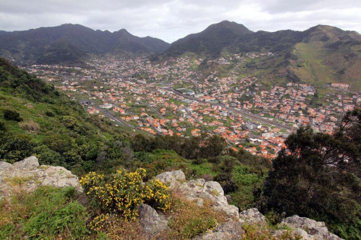 Machico ehemalige Hauptstadt | © panthermedia.net /Karel Stipek