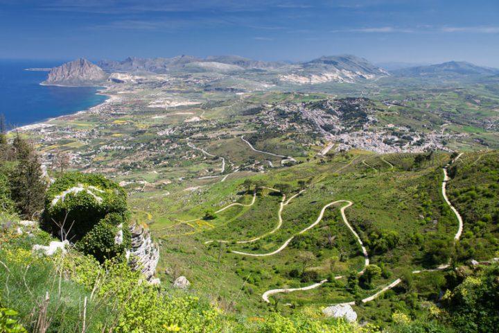 Landschaft in Sizilien   © panthermedia.net /victoo79