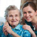 Betreuungskräfte für die Pflege Zuhause | © panthermedia.net /alexraths