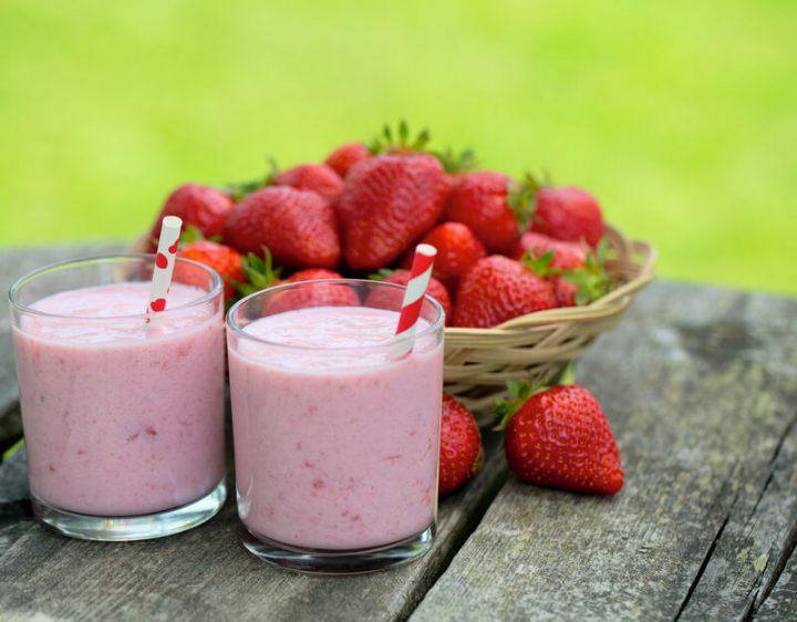 Smoothie mit Früchten | © panthermedia.net /dianazh
