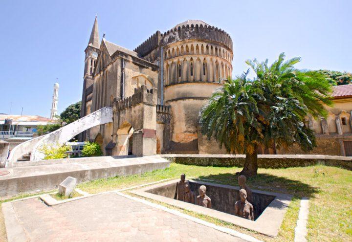 Kathedrale von Sansibar | © panthermedia.net /tr3gi