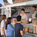 Food Truck | © panthermedia.net /Wavebreakmedia ltd