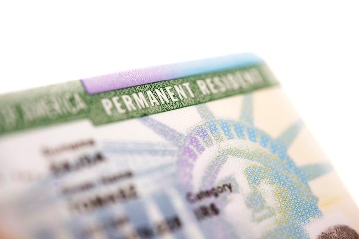 Green Card USA New York | © panthermedia.net /welcomia