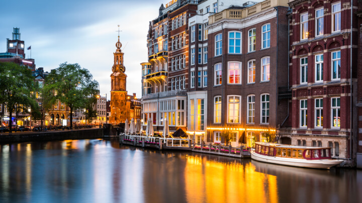 Käse, Grachten und Sehenswürdigkeiten – Gründe für einen Urlaub in Amsterdam