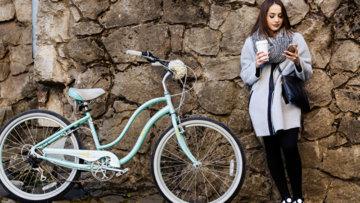 Mit dem richtigen Fahrradschloss Dieben das Handwerk legen