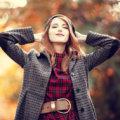 Der strahlend schone Herbst