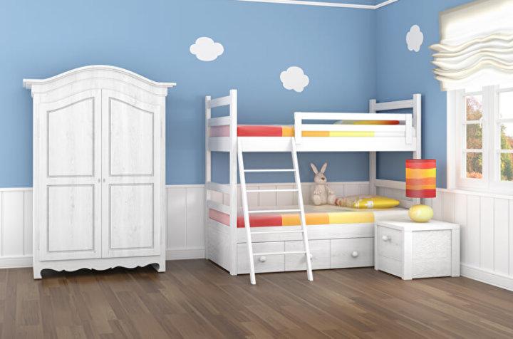 Etagenbett im Kinderzimmer | © panthermedia.net /arquiplay77