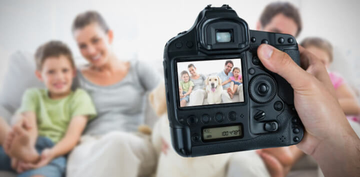 Say Cheese! – So gelingt das perfekte Familienfoto