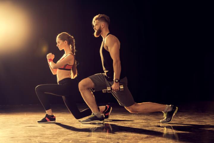 Fitness für den Körper | © panthermedia.net /AndrewTovstyzhenko