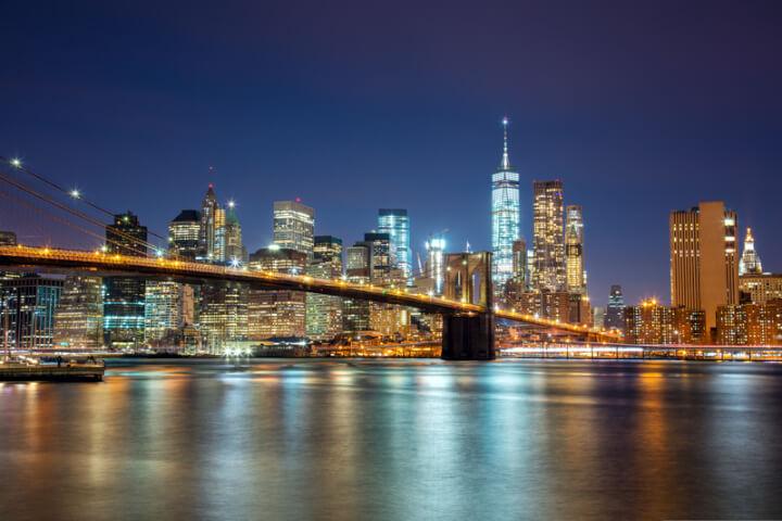 Skyline, New York | © panthermedia.net /a_taigaberühmte b