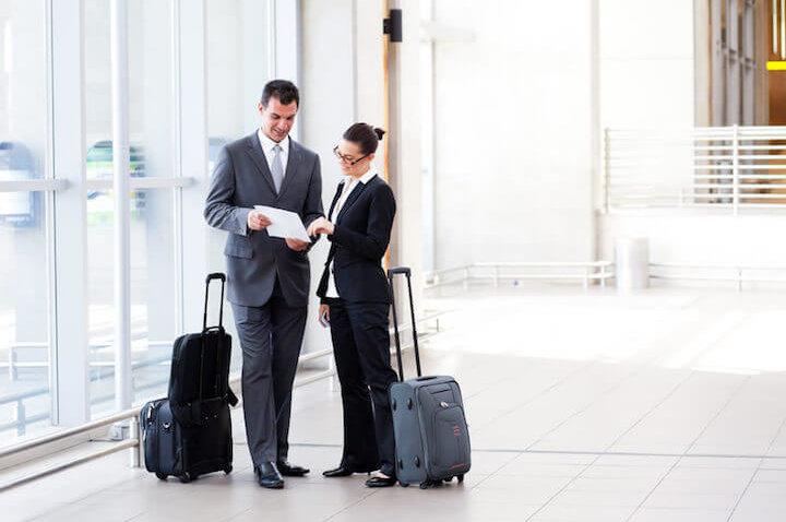 Stressfrei auf Geschäftsreise – So könnt ihr ohne Probleme dienstlich reisen