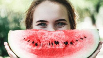 Gesunder Lebensstil und Wohlbefinden für natürliches Anti Aging