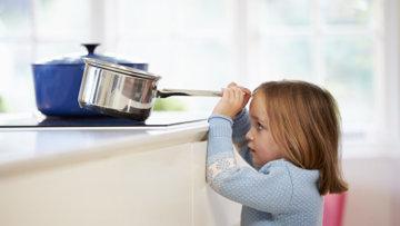 Sechs Tipps für eine kindersichere Küche – So vermeidet ihr Unfälle