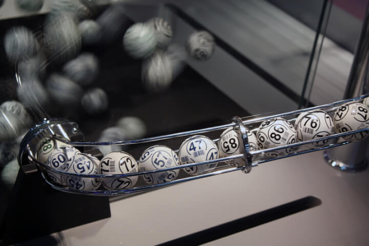 Lottospiel, Kugeln | © panthermedia.net /vladislavgajic