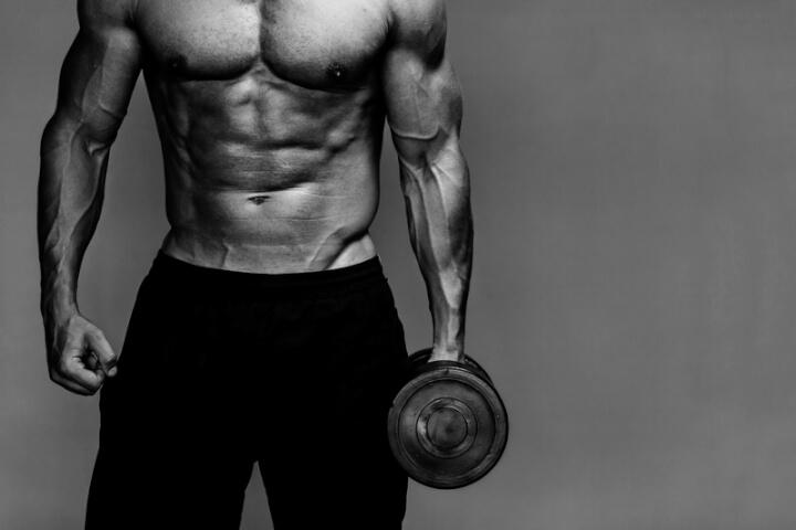 Bodybuilder, LowCarb | © panthermedia.net /shevtsovy