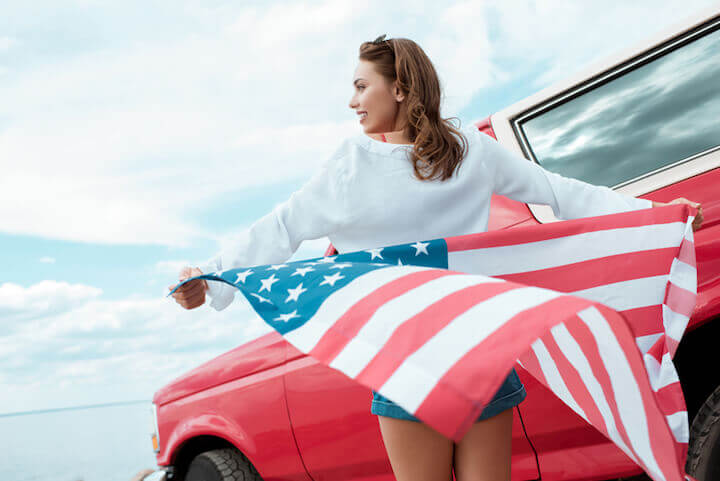 Mietwagen in den USA | © panthermedia.net / AllaSerebrina