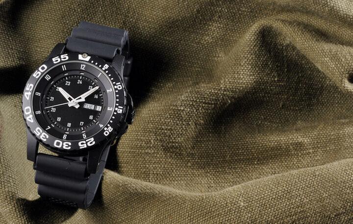 Militäruhren kaufen | © panthermedia.net / mady70