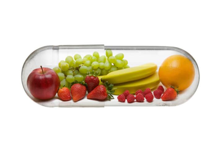 Nahrungsergänzung | © panthermedia.net /shawn_hempel