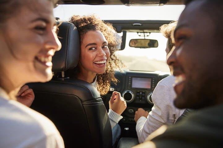 Roadtrip ganz klassisch – Mit dem Mietwagen durch Amerika