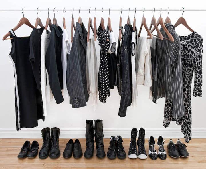 Schlichte und elegante Kleidung | © panthermedia.net /GoodMoodPhoto