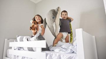 Ab wann können Kinder im Etagenbett schlafen und worauf ist beim Kauf zu achten?