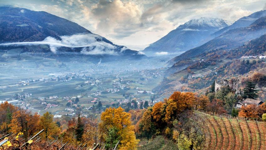 Reise nach Südtirol – Wellness und Erholung