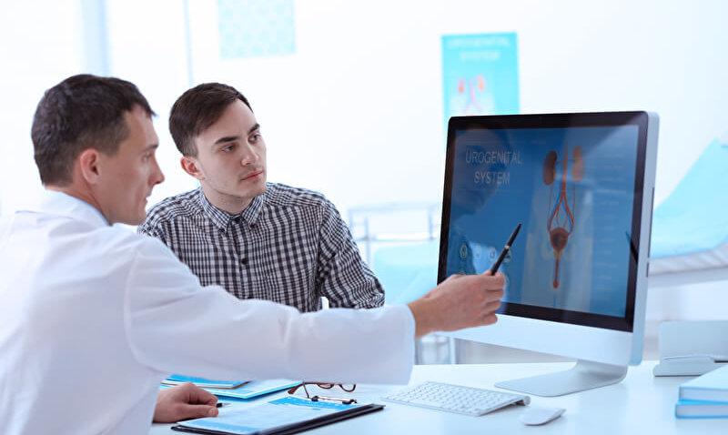 Wann geht Mann zum Urologen? Wann zum Andrologen?