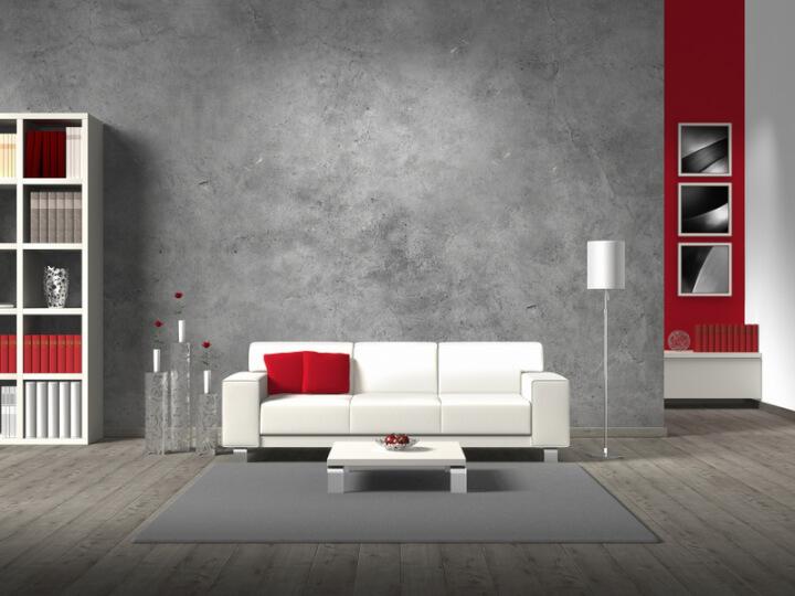 Modernes Wohnzimmer | © panthermedia.net /numismarty