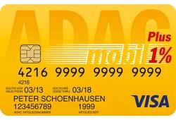 ADAC prepaid kreditkarte