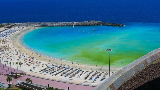 Die schönsten Strände im Süden Gran Canarias
