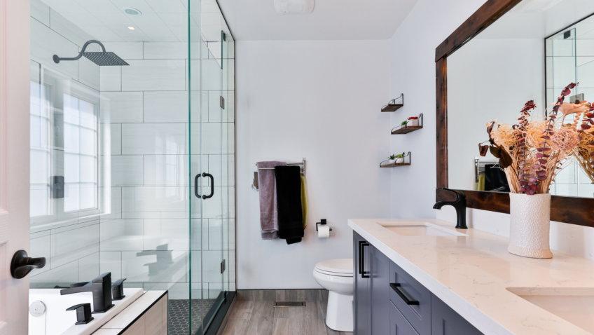 Die aktuellen Badtrends – So wird das Badezimmer zur Wohlfühloase