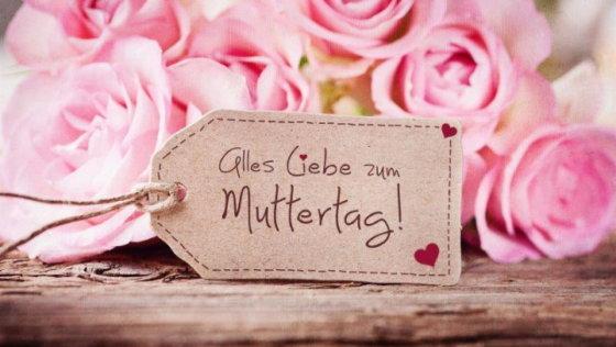 Muttertag – was soll ich schenken?
