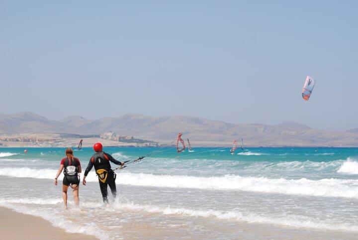 Windsurfing Teneriffa Sport | © panthermedia.net /Gosia Kaszlikowski