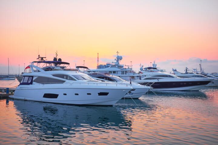 Yacht Yachthafen Kroatien | © panthermedia.net /zoomteam