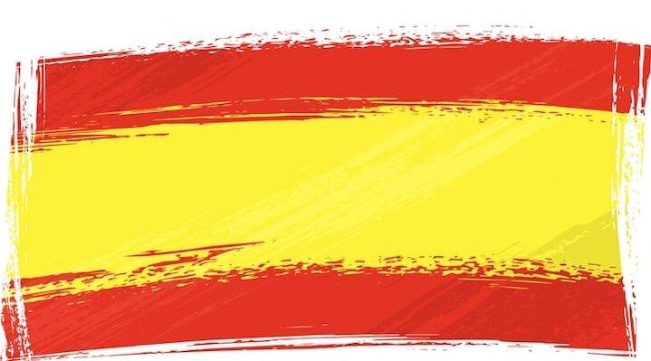 Spanien Flagge | © panthermedia.net /oxygen64