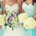 Braut und Brautjungfern Brautstrauß | © panthermedia.net /oneinamillion