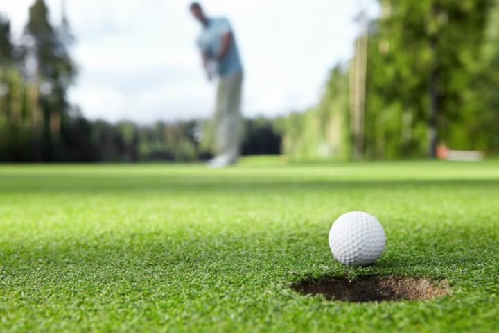 Golf spielen Teneriffa Golfurlaub | © panthermedia.net /Deklofenak